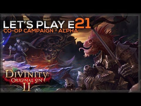 New video is up: Divinity Original Sin 2 Gameplay - Let's Play E21 [Co-Op Multiplayer] [Early Access] [ThalricRekef]