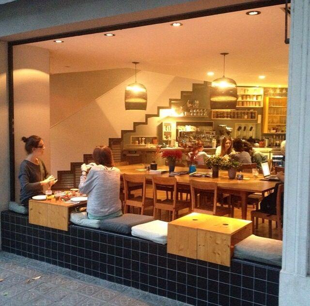 Federal Cafe / Barcelona