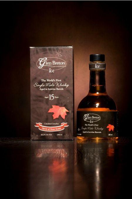 Glen Breton Rare ICE 15 Year Whiskey