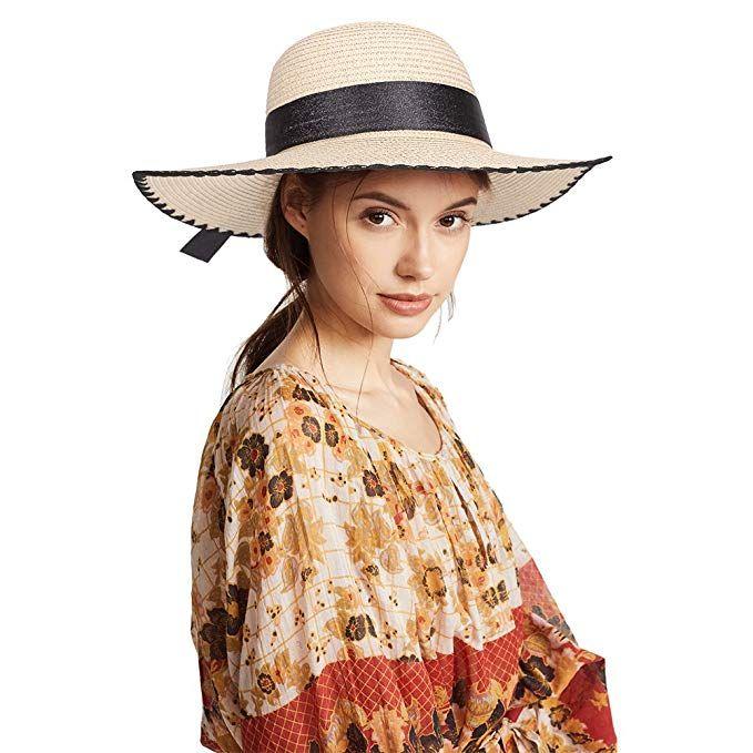 165f8ef94f897 Sun Hats UV Protection Wide Brim Summer Hat UPF 50
