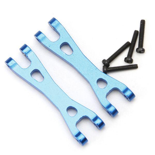 HSP 1/24 Aluminum Alloy Rear Upper Arm Upgraded RC Car Parts 246004