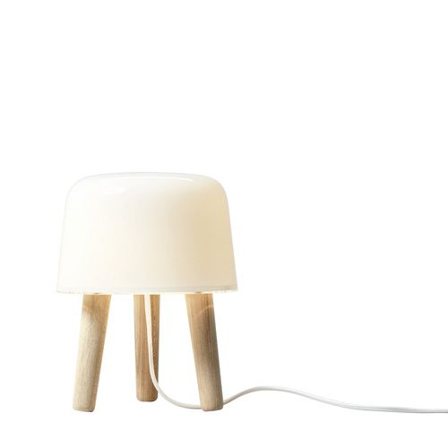 &Tradition Milk Lamp Natur