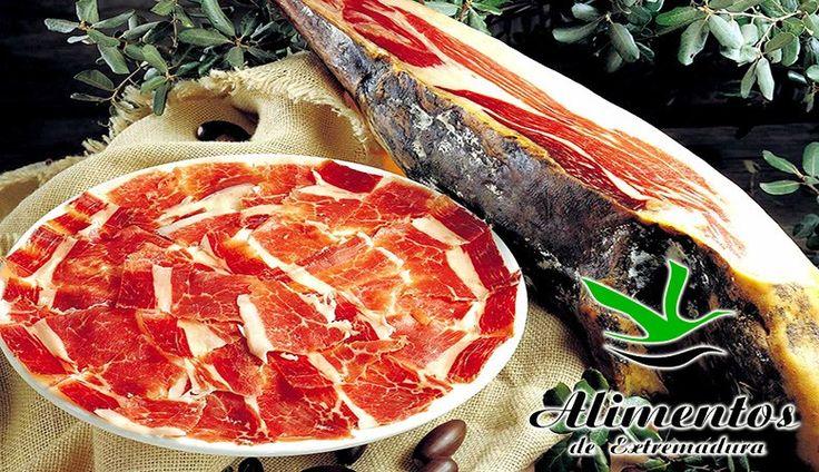 Extremadura en mi Mesa  http://extremaduraenmimesa.com/  El rico jamón que mereces tener estas navidades en tu mesa. ¡No dudes en probarlo y disfrútalo con tus seres queridos!  #comprar #jamoniberico