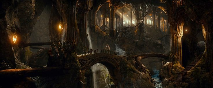 rivendell | The Hobbit Trailer Analysis - The Desolation of Smaug | Hobbit Movie ...