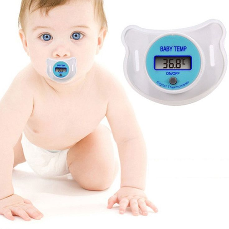 >> Click to Buy << UNIKIDS Baby Nipple Thermometer Termometro Baby Pacifier LCD Digital Mouth Nipple Pacifier Chupeta Termometro Testa #Affiliate