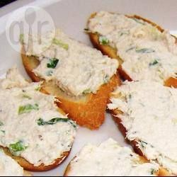 Recipe photo: Cream Cheese and Tuna Spread