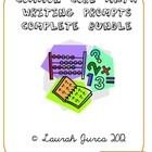 Common Core Math Writing Prompts Complete Bundle - $12.99  56 Writing Prompts Aligned with Common Core Standards