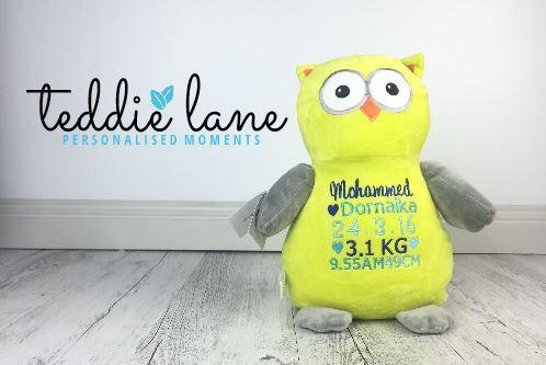 now available at www.teddielane.com.au