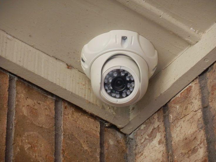 17 Best Ideas About Hidden Security Cameras On Pinterest