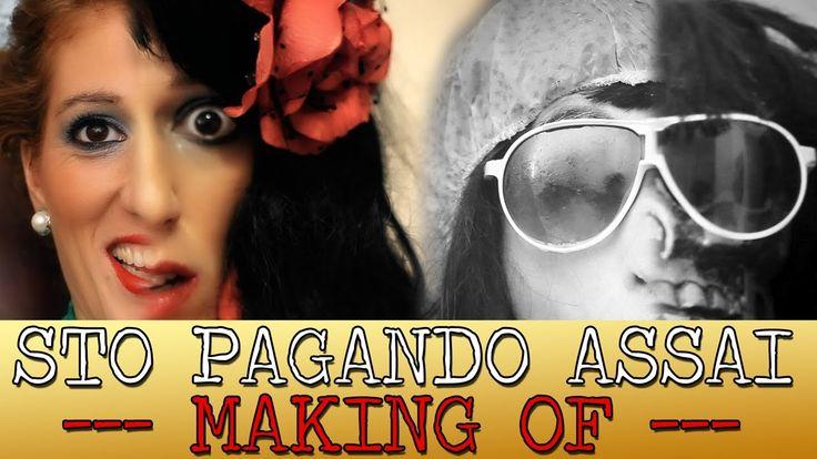 Making of #Parodia #Gangnam Style italiana Sto Pagando Assai