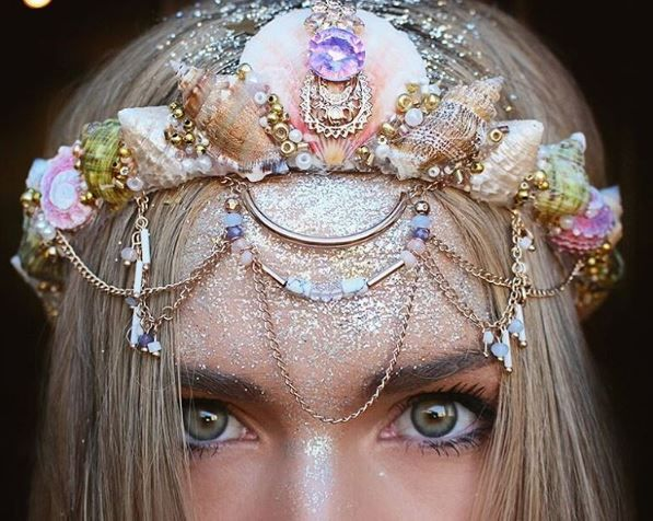 Basically the only thing that could possibly be better than feeling like a fairy princess would be feeling like a mermaid princess, right? Right.