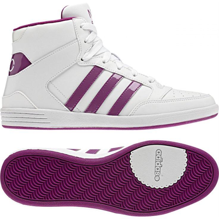 Bijzondere Adidas adidas online shop vlneo hoops mid w (Wit/roze) Sneakers van het merk Adidas. Uitgevoerd in white/pink. Lees meer op http://www.sneakers4u.nl/sneakers-online/adidas-adidas-online-shop-vlneo-hoops-mid-w-witroze-2/