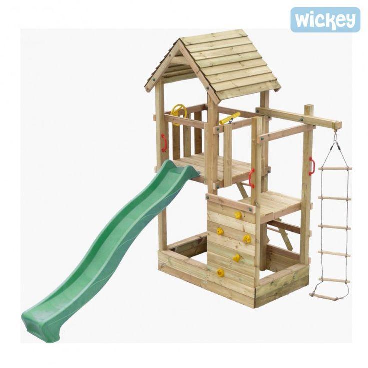 Play house Arthur's Multi Tower, climbing facility  705 Wicked
