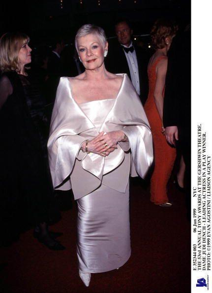 Dame Judi Dench (June 1999)