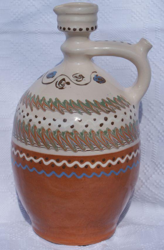 Ulcior de calitate premium din ceramica de Horezu