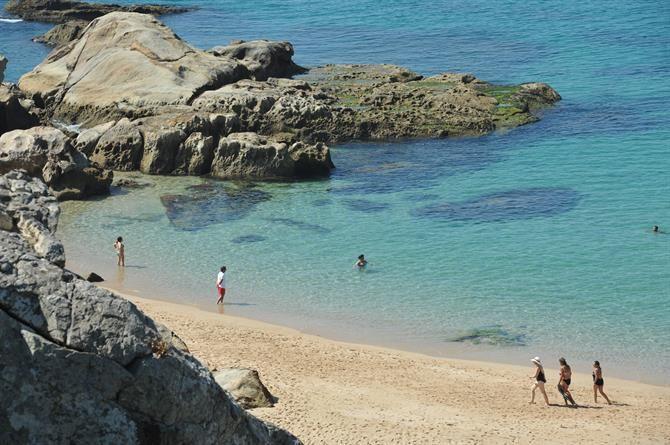 Playa de los Alemanes, Cabo de PLata, Zahara de los Atunes