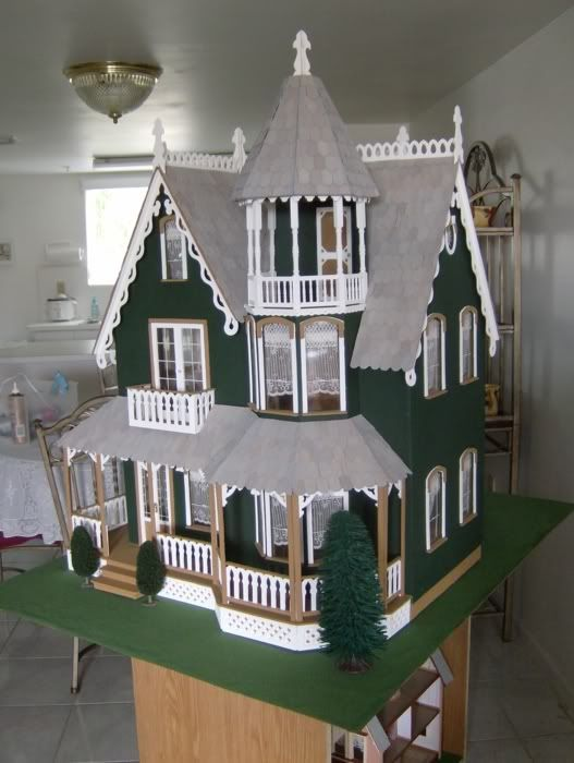 17 Best Images About The Garfield Dollhouse On Pinterest