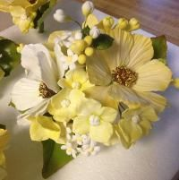 Cake Decorating: My Handcrafted Sugar Flowers