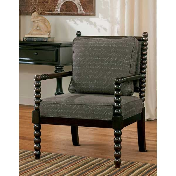 Milari Script Showood Chair RR 130SC