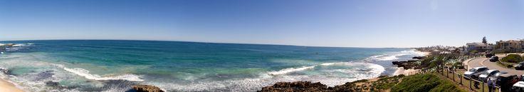 Trigg Beach Panorama
