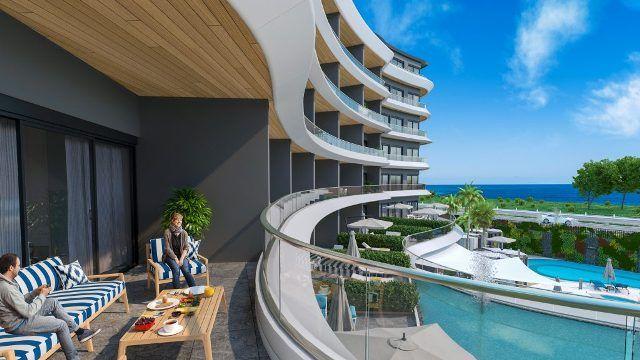 купить недвижимость в турции у моря недорого