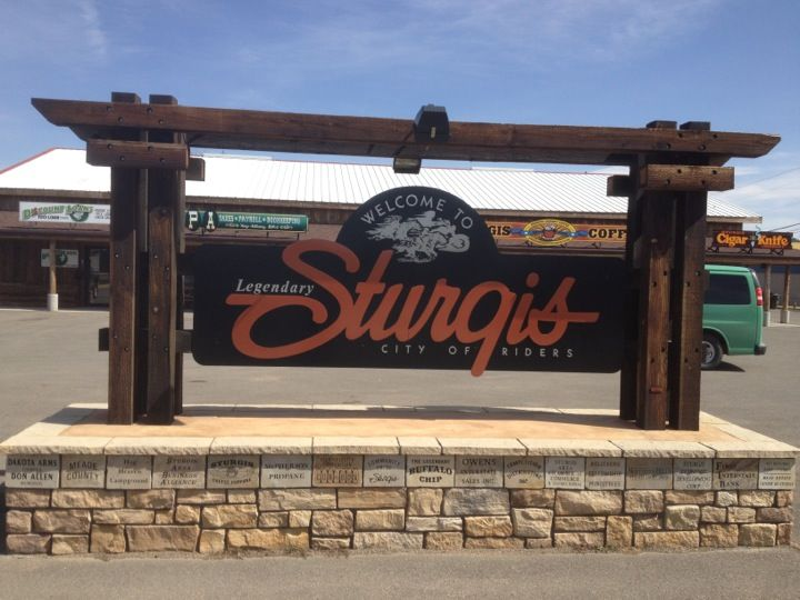 Quiet But Beautiful Year Round Until Motorcycle Time When Many Tens Of Thousands People Converge On Sturgis