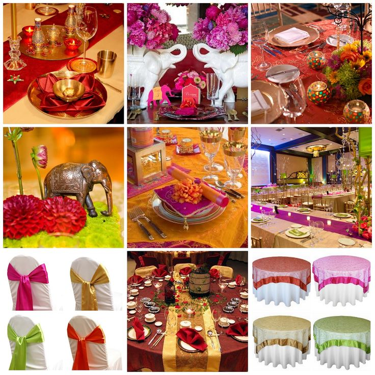 Hindu Wedding Theme Ideas: 42 Best Images About Indian Wedding Color Palettes On