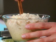 "Mexican Rice Pudding (""Arroz Con Leche"") Recipe : Marcela Valladolid : Food Network - FoodNetwork.com"