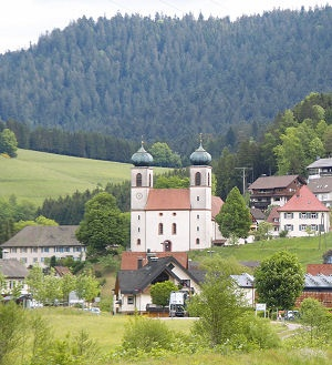 Schapbach, bad-rippoldsau, Germany - This is where my mothers family came from.