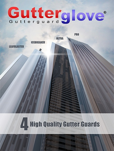 Gutterglove Gutter Guard The Very Best In Gutter