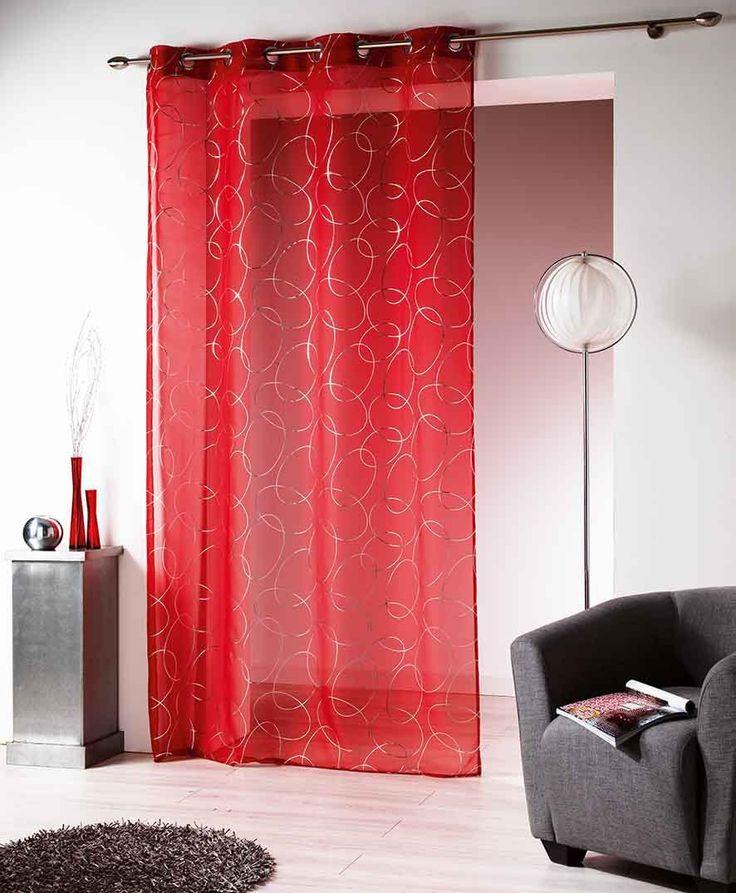 1000 id es sur le th me rideaux de cuisine rouge sur pinterest rideaux de la cuisine art. Black Bedroom Furniture Sets. Home Design Ideas