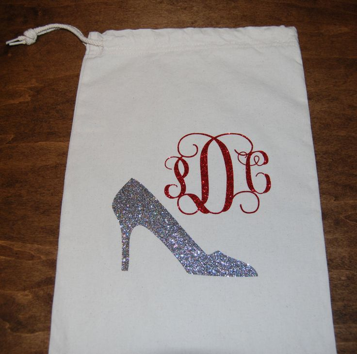 Shoe bag, Custom shoe bag,  Personalized shoe bag, Ballet shoe bag, Dance shoe bag, Dance recital gifts, Golf Shoe Bag, Gifts for Her by PamelaAnneCreations on Etsy