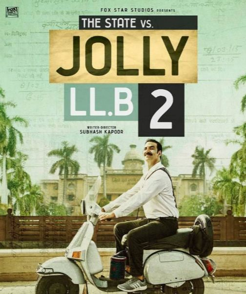 Jolly LLB 2 1st 2nd 3rd Day Box Office Collection   Total Income