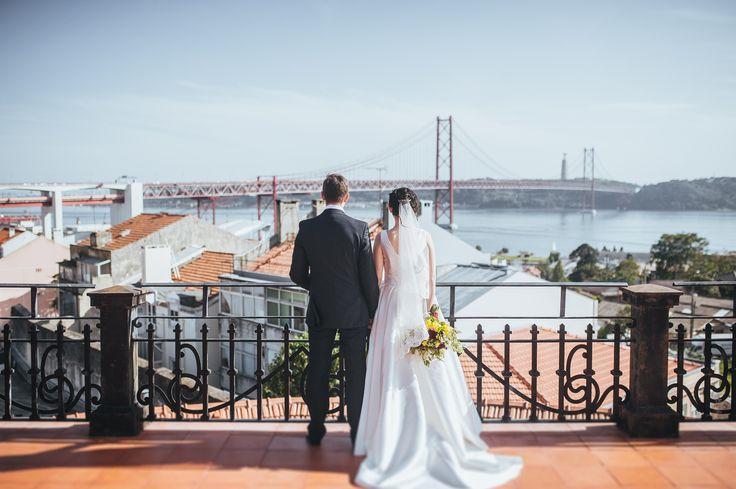 October 2014, Lisboa, Wedding at Pestana Palace & National Monument 5*.  Photo by http://andrenikita.com/