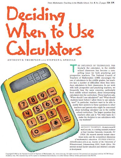 9 best Calculators images on Pinterest   Calculator, Math and ...