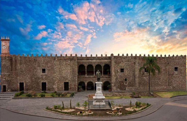 Palacio de Cortés, Cuernavaca, Morelos