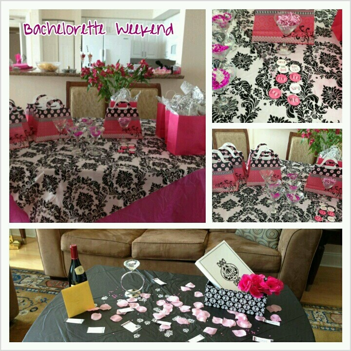 17 best images about diy bachelorette party ideas on for Bachelorette party decoration