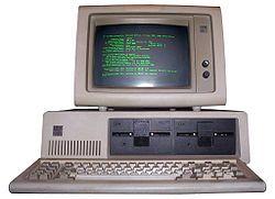 Several IBM clones (lost in the MS-Windows desert)