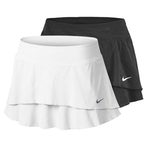 Women`s Flouncy Woven Tennis Skirt #tennis #nike #tennisskirts