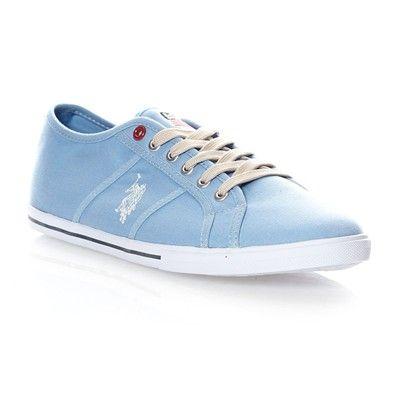 Prezzi e Sconti: Us #polo assn sneakers blu Uomo  ad Euro 71.00 in #Scarpe da ginnastica e sneakers #Scarpe