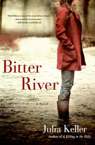 Bitter River...another great novel by Pulitzer prize winner Julia Keller.A gripping mystery set in the West Virginia Mountains