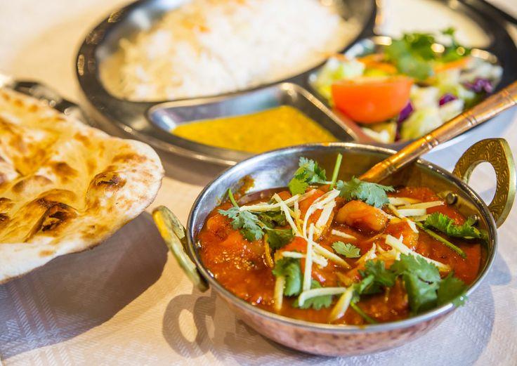 Pikku Nepalin annoksissa on maut kohdillaan.