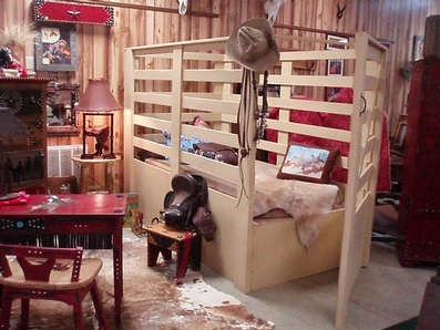 Bucking Chute Bed Wood D I Y Pinterest Beds Texas