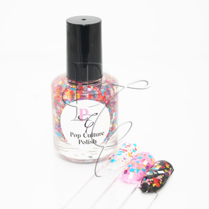 NEW+Tantrums+and+Tiaras+Nail+Polish+by+PopCultureCosmetics+on+Etsy,+$8.50