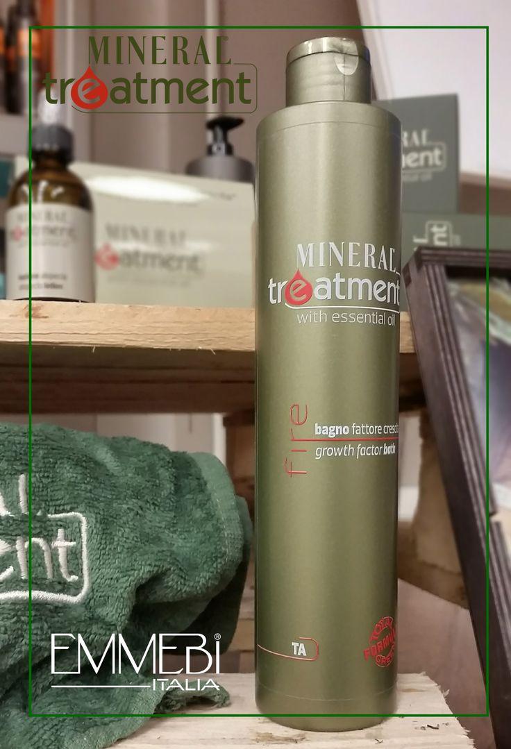 MineralTreatment ha una nuova formulazione TOTAL GREEN. #emmebiitalia