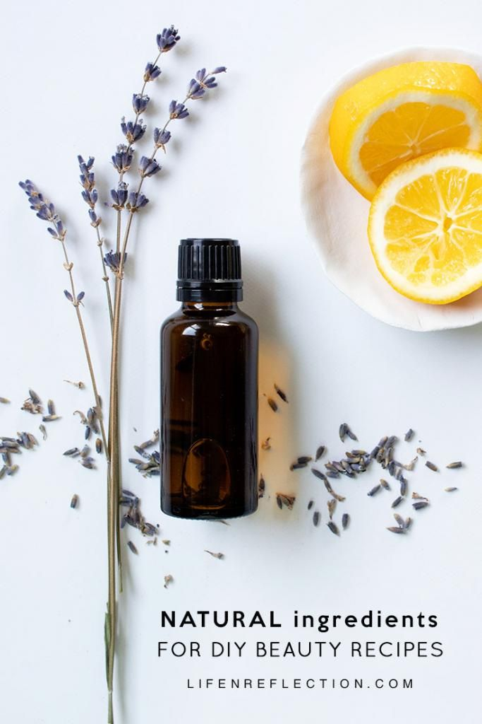 20 Essential Ingredients For Diy Natural Skincare With Images