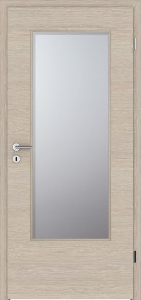 PRÜM Zimmertür CPL Touch Pinie quer strukturiert Rundkante