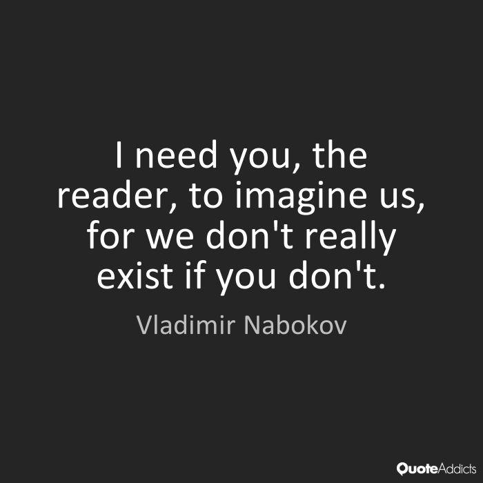 From Lolita by Vladimir Nabokov
