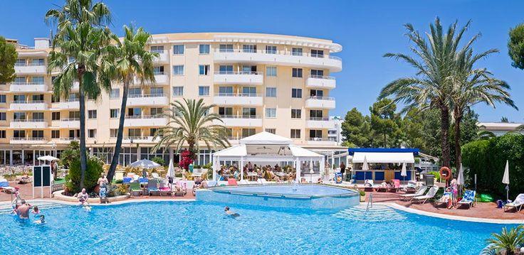 Hotel Ivory Playa, Alcudia, Majorca