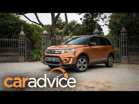 2016 Suzuki Vitara Review - YouTube